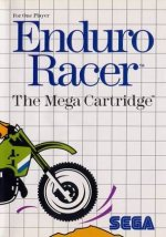 Sega Master System - Enduro Racer