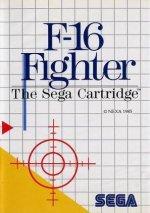 Sega Master System - F-16 Fighter