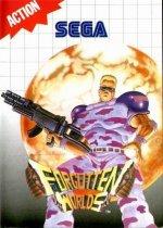 Sega Master System - Forgotten Worlds