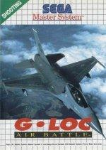 Sega Master System - G-Loc