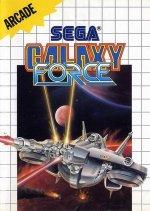 Sega Master System - Galaxy Force