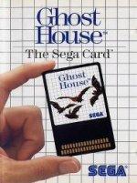 Sega Master System - Ghost House Card