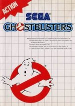 Sega Master System - Ghostbusters