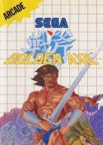 Sega Master System - Golden Axe