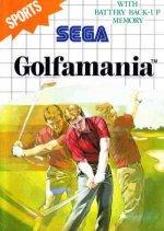 Sega Master System - Golfmania