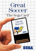 Sega Master System - Great Soccer Card