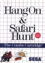 Sega Master System - Hang On and Safari Hunt