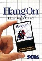 Sega Master System - Hang On Card