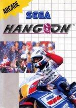 Sega Master System - Hang On