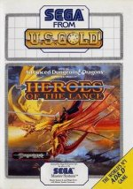 Sega Master System - Heroes of the Lance