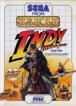Sega Master System - Indiana Jones and the Last Crusade