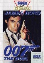 Sega Master System - James Bond - The Duel
