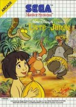 Sega Master System - Jungle Book