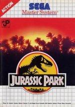 Sega Master System - Jurassic Park