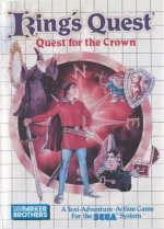 Sega Master System - Kings Quest