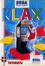 Sega Master System - Klax