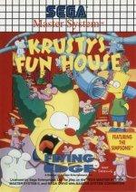 Sega Master System - Krustys Fun House