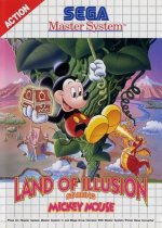 Sega Master System - Land of Illusion Starring Mickey Mouse
