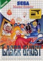 Sega Master System - Laser Ghost