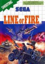 Sega Master System - Line of Fire 3D