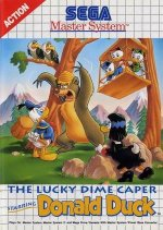 Sega Master System - Lucky Dime Caper Starring Donald Duck