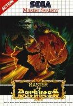 Sega Master System - Master of Darkness