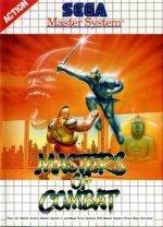 Sega Master System - Masters of Combat