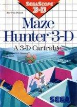 Sega Master System - Maze Hunter 3D