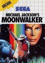 Sega Master System - Michael Jacksons Moonwalker