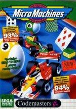Sega Master System - Micro Machines