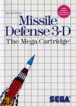 Sega Master System - Missile Defense 3D