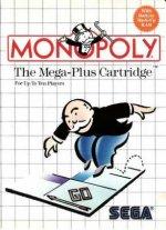 Sega Master System - Monopoly