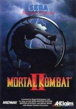 Sega Master System - Mortal Kombat 2