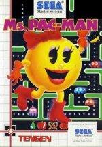 Sega Master System - Ms Pacman