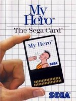 Sega Master System - My Hero Card