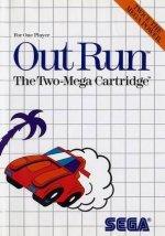 Sega Master System - Outrun