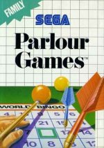 Sega Master System - Parlour Games