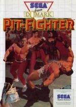 Sega Master System - Pitfighter