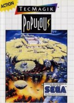 Sega Master System - Populous