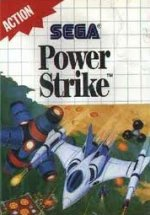 Sega Master System - Power Strike