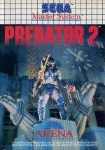 Sega Master System - Predator 2