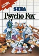 Sega Master System - Psycho Fox