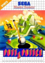 Sega Master System - Putt and Putter