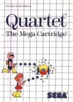 Sega Master System - Quartet
