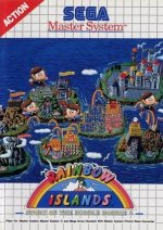 Sega Master System - Rainbow Islands