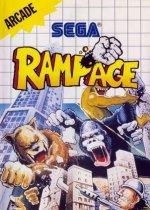 Sega Master System - Rampage