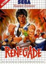 Sega Master System - Renegade