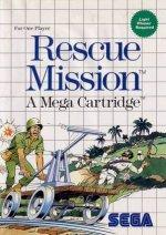 Sega Master System - Rescue Mission