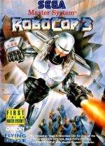 Sega Master System - Robocop 3