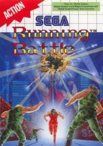 Sega Master System - Running Battle